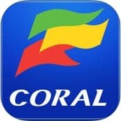 coral live football streaming