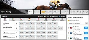 online horse racing bookies coupon
