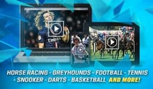which bookies offer live streaming sports