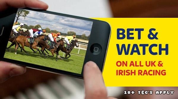 watch horse racing at sky bet