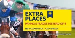 extra places on horse racing