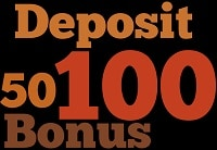 bookmaker deposit bonus