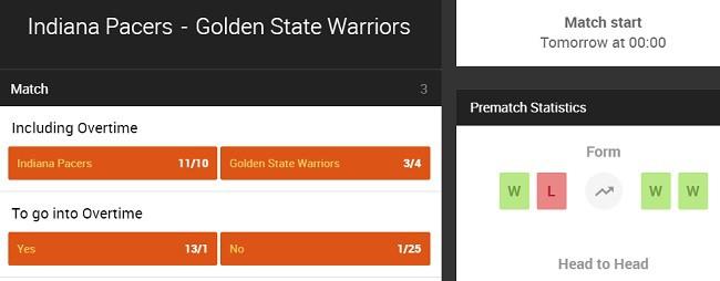 NBA betting overtime