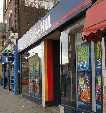 high street betting shop