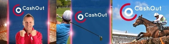 what sports do Betfred offer cash out