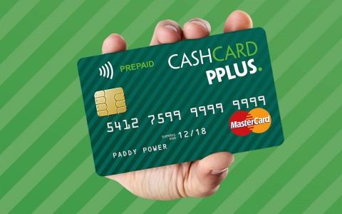 paddy power cash card plus