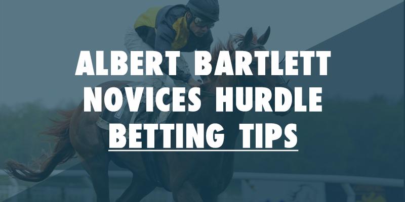 Albert Bartlett Novices' Hurdle Tips