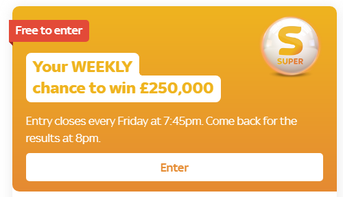 sky lotto weekly draw