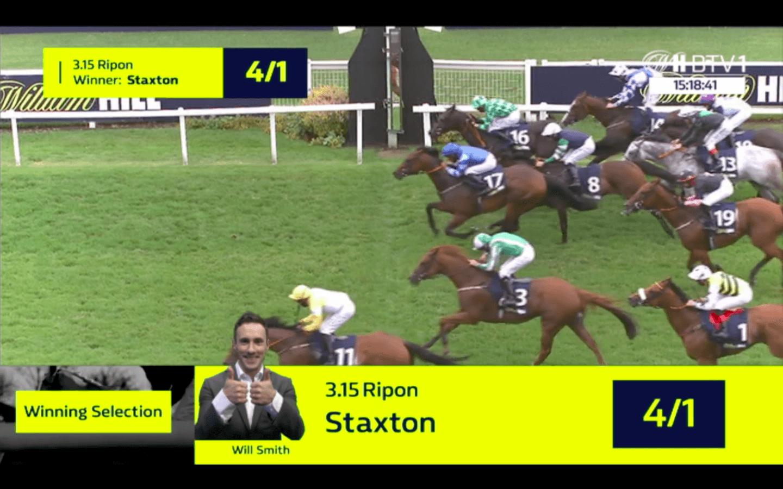 Saxton Winner